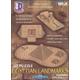 3 Egyptian Landmarks (Pyramid, Temple, & Sphinx) 3-D Puzzle