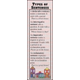 Sentences & Paragraphs Bookmark