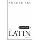 Henle Third Year Latin Key