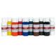 Set of 10 Acrylic Paints