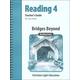 Bridges Beyond Teacher's Guide (2nd Edition)