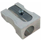 Pencil Sharpener - Metal, Single Hole
