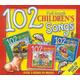 102 Children's Songs Music CD 3-Pack