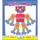 Gallon Man Study Buddy Sticker