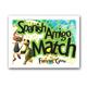 Spanish Amigo Match Flashcard Game