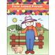 Farm Animal Friends Creative Art Book