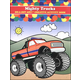 Mighty Trucks Creative Art Book