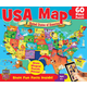 USA Map Puzzle (60 Pieces)