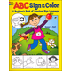 ABC Sign and Color: Beginner's Book of American Sign Language