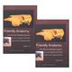 Friendly Anatomy: Bovine Skeletal System 8 Disk DVD