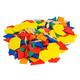 Pattern Blocks - .5 cm-Thick Plastic (Set of 250)