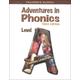 Adventures in Phonics Level A Teacher 3rd Ed