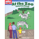 At the Zoo Coloring Book (Boost Series)