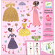 Dress for the Seasons Stickers & Paper Dolls