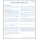 Basic Human Histology Microslide Lesson Set
