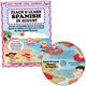 Teach & Learn Spanish in August (Book & CD)