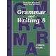 Grammar & Writing 5 Teacher Packet 1st Edition