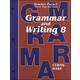 Grammar & Writing 8 Teacher Packet 1st Edition
