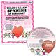 Teach & Learn Spanish in February (Book & CD)