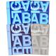 Algebra 1/2 Homeschool Kit with Solutions Manual 3rd Edition