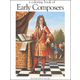 Early Composers Coloring Book