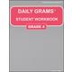 Daily Grams Grade 4 Workbook (no answers)