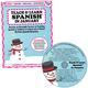 Teach & Learn Spanish in January (Book & CD)