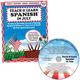 Teach & Learn Spanish in July (Book & CD)
