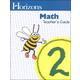 Horizons Math 2 Teacher