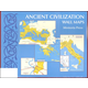 Ancient Civilizations Wall Maps (11