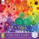 Colorstory Flower Power Puzzle (750 piece)