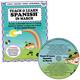 Teach & Learn Spanish in March (Book & CD)