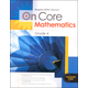 On Core Mathematics Student Edition Worktext Grade 4