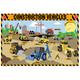 Construction Vehicles Placemat