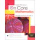 On Core Mathematics Student Edition Worktext Grade 6