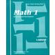 Saxon Math 1 Meeting Book