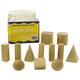 Geometric Solids - Set of 12