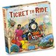 Ticket to Ride India Map Collection/Expansion (Volume 2)