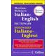 Merriam-Webster's Italian-English Dictionary (Mass-Market Paperback)