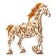 Ugears 3D Wooden Mechanical Model Horse