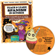 Teach & Learn Spanish in October (Book & CD)