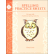 Traditional Spelling Practice Sheets I