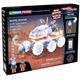 Laser Pegs Mars Rover