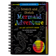 Mermaid Adventure Trace-Along Scratch and Sketch Activity Book