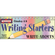 Writing Starters, Gr. 4-8 (Write-Abouts)