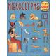 Hieroglyphs w/ Stencil