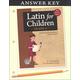 Latin for Children: Primer A Answer Key