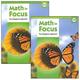 Math in Focus Grade 3 Student Book A & B Set
