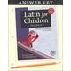 Latin for Children: Primer B Answer Key