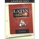 Latin for Children: Primer C Answer Key